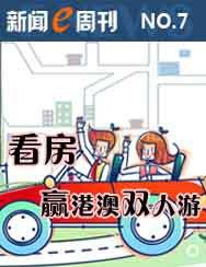 周刊7期:04.15-04.21看房赢港澳游