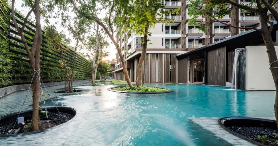 泰国芭提雅 Baan Plai Haad 班普拉伊哈德公寓