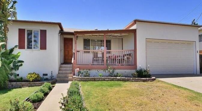 美国 加州圣地亚哥市San Diego 3卧2.5卫独栋别墅