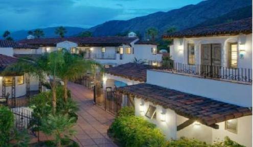美国加州 棕榈泉海德酒店