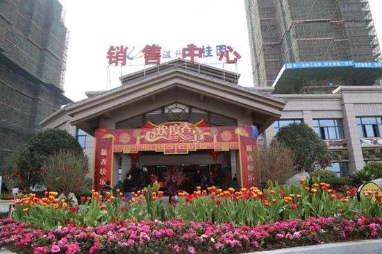 温州碧桂园2.14情人节全民大抢金人气爆棚图片