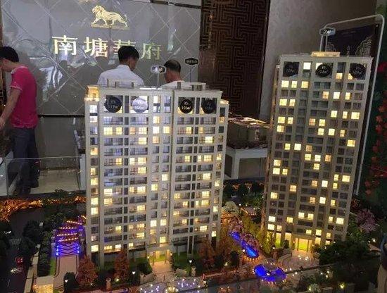 温州市区又有两个新盘亮相 高大上的稀缺豪宅你造吗?
