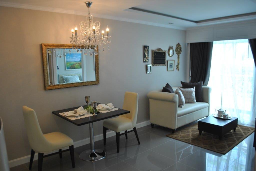 泰国芭提雅房地产:中天期房投资首选 Orient Resort