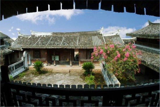 平阳顺溪古屋旅行文化节揭幕 揭示绿色+古色魅力