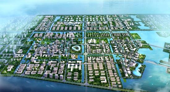 瓯江口产业集聚区翁新分区获批温州唯一省级高新园区