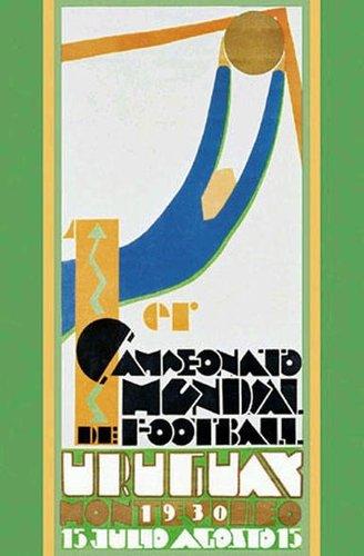 第一届世界杯1930年(乌拉圭)