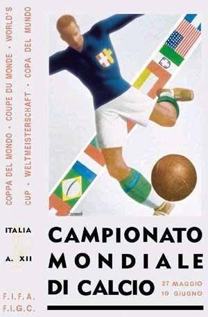 第二届世界杯1934年(意大利)