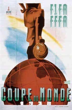 第三届世界杯1938年(法国)