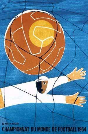 第五届世界杯1954年(瑞士)