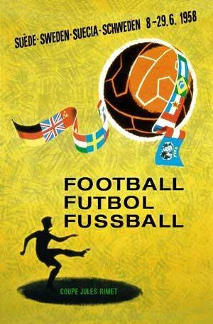 第六届世界杯1958年(瑞典)
