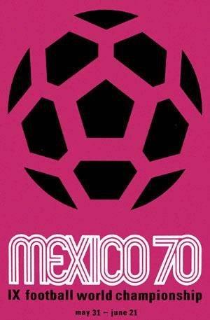 第九届世界杯1970年(墨西哥)