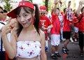06年世界杯十大美女PK