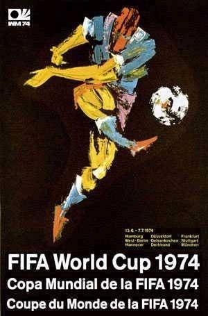 第十届世界杯1974年(联邦德国)