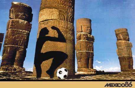 第十三届世界杯1986年(墨西哥)