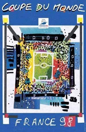 第十六届世界杯1998年(法国)