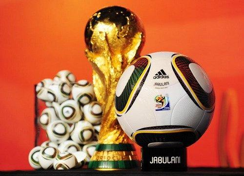 南非世界杯比赛用球公布新科技打造普天同庆_
