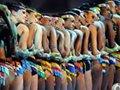 南非特色舞蹈别样性感