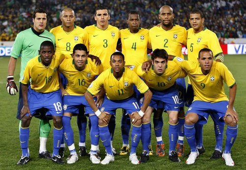 南非100天攻略之巴西:小罗为世界杯最后一搏