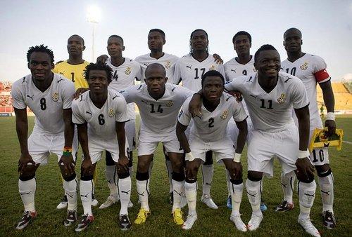 南非100天攻略之加纳:黄金中场为非洲星撑腰