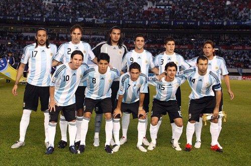 阿根廷卷:四进决赛两度称霸 追寻24年前荣光