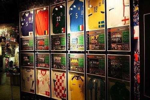32强探营-腾讯探访日本足球文化博物馆