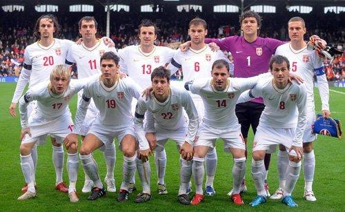 塞尔维亚卷:战火中走出顽强军团 欧洲巴西队