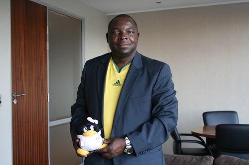 32强探营-访南非足协主席 谈选择主帅的标准