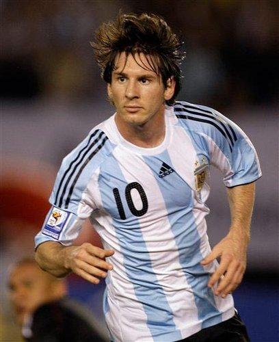 韩媒:只要用心梅西能防住 阿根廷可不是巴萨