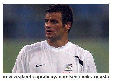 亚足联:澳大利亚已经来了,新西兰还会远么?