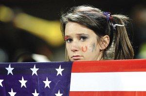 扬子晚报:南非不相信星条旗 美国美丽离开