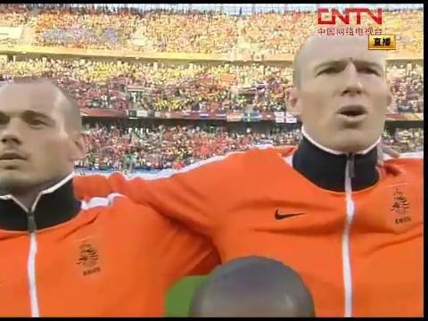 视频专辑:18比赛日荷兰球星谱 罗本王者归来