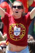 葡萄牙女球迷