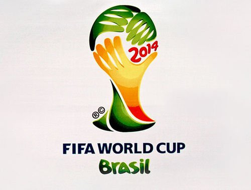 2014年世界杯官方会徽公布 巴西为盛会倒计时