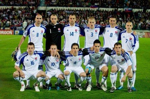世界杯32强全解读之斯洛伐克:新贵首度征战