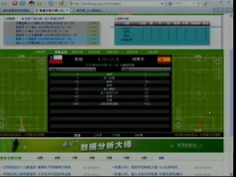李明布阵16期:西班牙控球好领先时无人抗衡