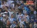 视频:尼日利亚回天乏术 阿根廷球迷提前庆祝