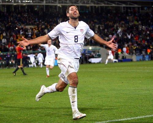 邓普西欲借世界杯证明自己 首战拿英格兰开刀