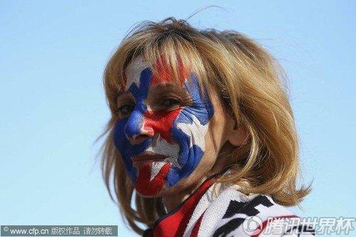 2010世界杯小组赛C组次轮:斯洛文尼亚Vs美国