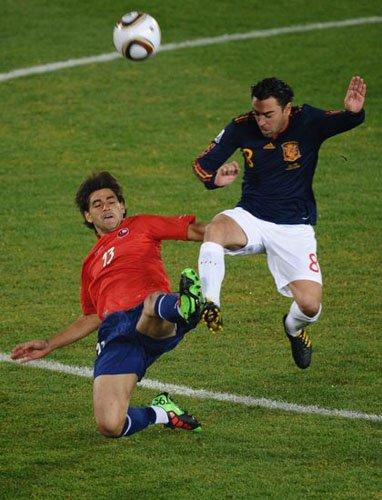 哈维反成西班牙最大难题 怎样用他才不算屈才