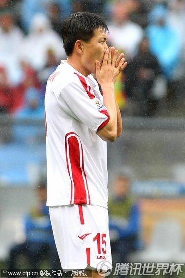 2010世界杯小组赛G组次轮:葡萄牙7-0朝鲜