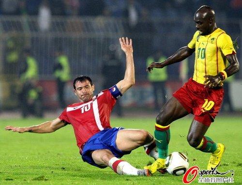 塞尔维亚VS加纳前瞻:两流派对决 国米中场PK