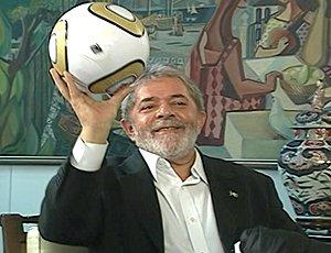 巴西总统:西班牙难夺冠