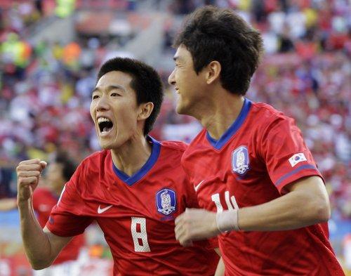 韩国锁定亚洲第一胜 国足该向太极虎学习什么