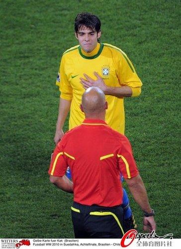 世界杯让人左右为难 卡卡荷兰球迷一起在纠结