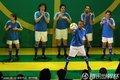 图文:2014世界杯会徽发布仪式举行(2)