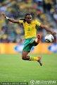 图文:揭幕战南非1-1墨西哥 沙巴拉拉铲射