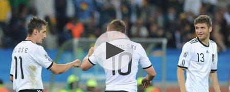 德国4-0澳大利亚 上半场