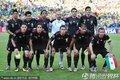 图文:揭幕战南非1-1墨西哥 墨西哥队首发阵容