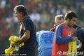 图文:葡萄牙队训练备战 队内气氛轻松(2)