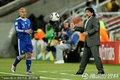 图文:阿根廷2-0希腊 老马场边指挥